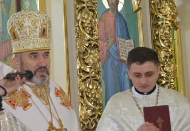 Ієрейські свячення Василя Штангрета