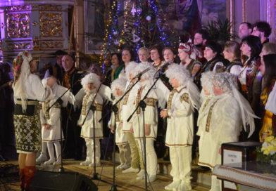 VI фестиваль коляд «На Рождество…»