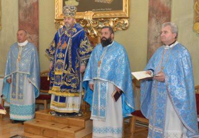 Архиєрейська Літургія з нагоди храмового празника (фото)