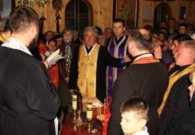 Соборування на парафії Покрову ПДМ (фото)