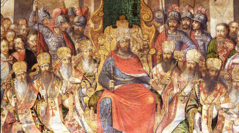 Проповідь на неділю святих отців І-го Вселенського Собору