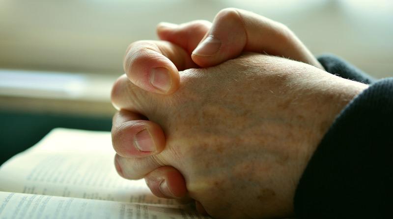 Кілька слів про молитву