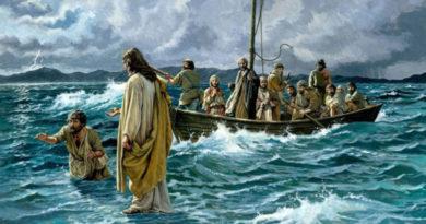 Проповідь на 9 неділю по Зісланню Святого Духа