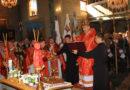 Архиєрейська Літургія з нагоди храмового празника церкви Воздвиження Чесного Хреста м. Надвірна (фото)