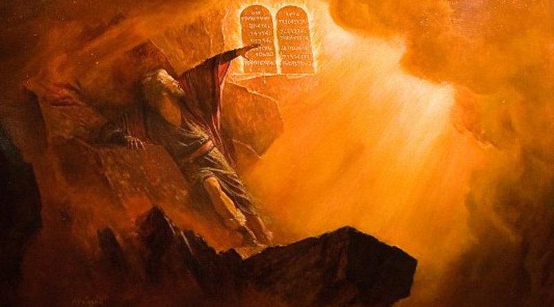 Дар союзу в Старому Завіті та норми людських учинків
