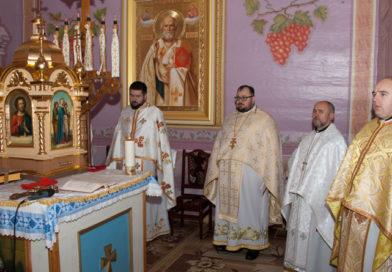 Храмовий празник у церкві Святого Миколая с. Гвізд