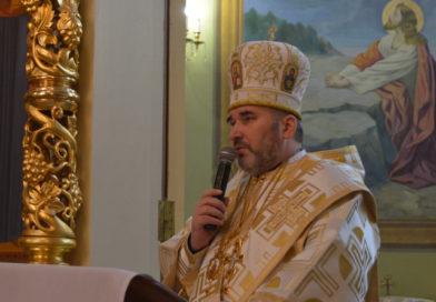 Архиєрейська Літургія в Прокатедральному соборі 08.01.2018 (фото)