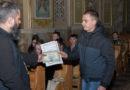 Вручення сертифікатів у Надвірнянському Центрі приготування до Подружжя