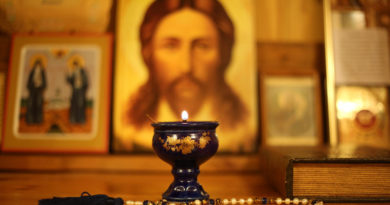 Проповідь на Сиропусну неділю