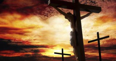 Розп'яття Ісуса Христа на хресті