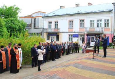 Вшанування героїв-чорнобильців (фото)