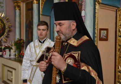 Архипастирський візит Владики Василія (Івасюка) до церкви Святого Миколая с. Гвізд
