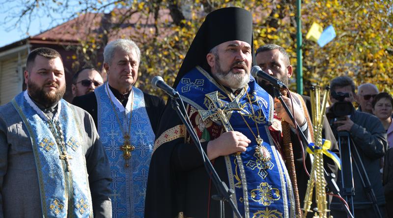 Пастирський візит владики Василія до Надвірної