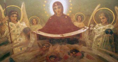 14 жовтня: Покров Пресвятої Богородиці, День козацтва і захисника України