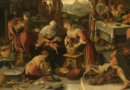 Проповідь на євангельське читання про багача та Лазаря