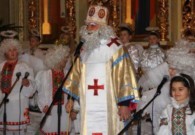 Свято Миколая (м. Надвірна 18.12.2018)