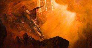Чи потрібні нам Десять Божих Заповідей?