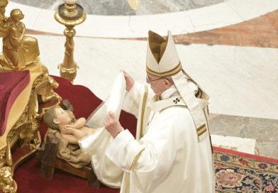 Різдвяне послання Urbi et Orbi Папи Франциска 2018 року