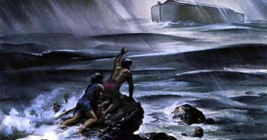 Дні Ноя повертаються на землю
