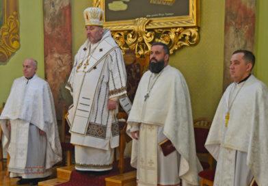 Пасхальні богослуження у Прокатедральному Соборі м. Надвірна (30.04.2019)