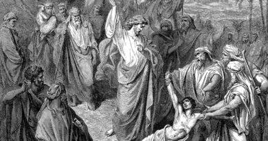 Проповідь на 10-ту неділю по Зісланню Святого Духа