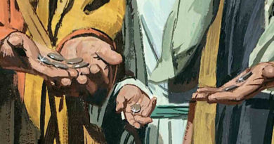 Проповідь на 16-ту неділю по Зісланні Святого Духа
