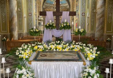 Плащаниця в Прокатедральному соборі