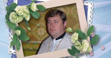 Вітаємо отця Ігоря Шліхутку із 45-річчям