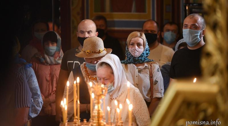 Всеукраїнська Рада Церков відповіла на звинувачення МОЗ про поширення Covid-19 під час богослужінь