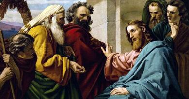 Фарисеями стають чи народжуються?