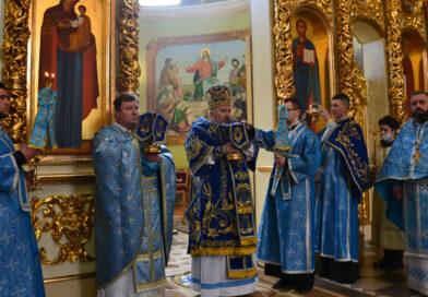 Храмовий празник Прокатедральний Собор Благовіщення Пресвятої Діви Марії (фото)