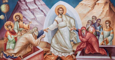Велика Тайна Христового Воскресіння
