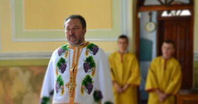 Вітаємо о. Богдана Михайлину із 60-ти літнім ювілеєм