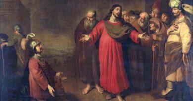Проповідь на 4 неділю по Зісланні Святого Духа
