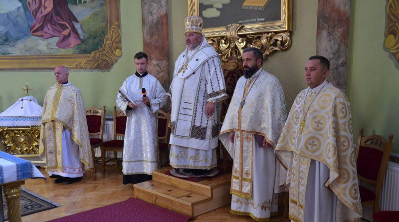 Владика Василій взяв участь у святкуванні 432-річчя міста Надвірни.