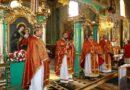 В церкві Воздвиження Чесного Хреста м. Надвірна пройшли урочистості з нагоди храмового празника