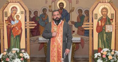Вітаємо отця Андрія Бакоту з 20-літтям священства