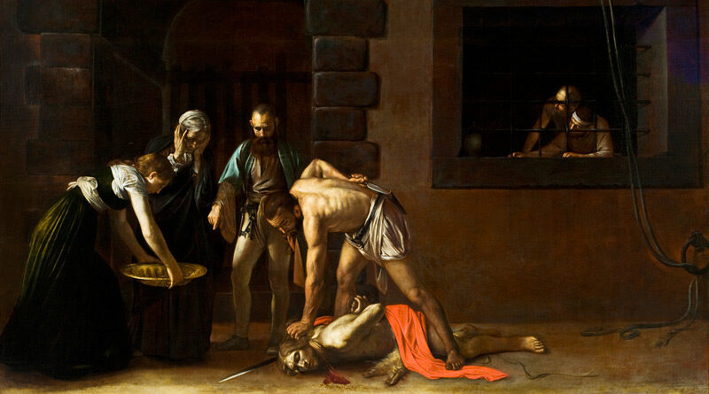 Проповідь на свято Усікновення голови Івана Хрестителя
